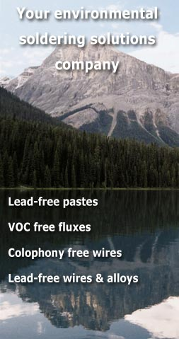 MBO UK lead-free solder